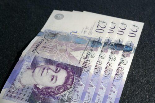 20ポンド紙幣