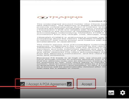 ギアシステム 口座開設動画 委任状