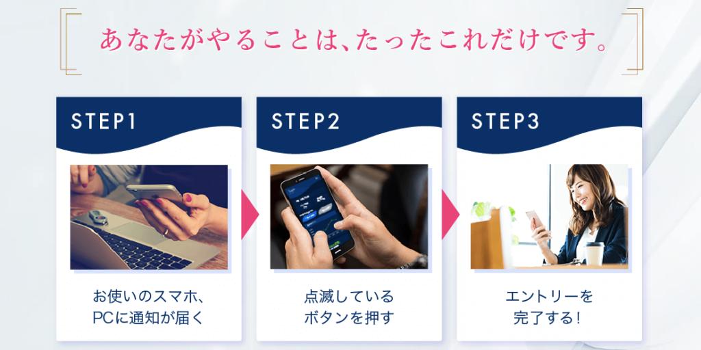 MOVEMENT(ムーブメント)西野 智紀 申し込み手順