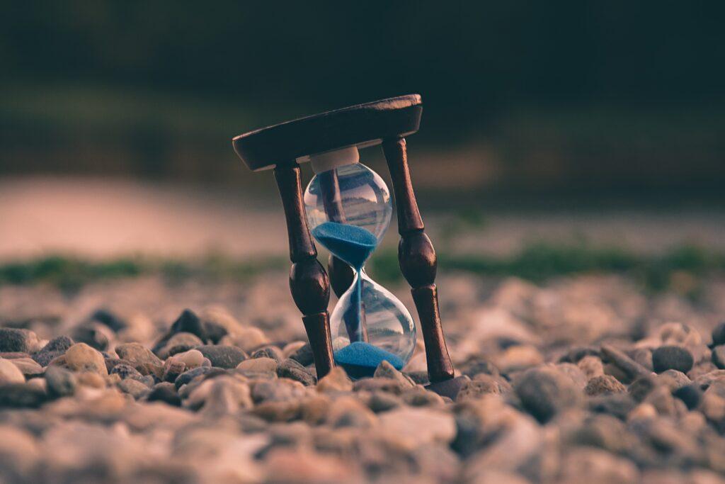 最も大切な資産は時間