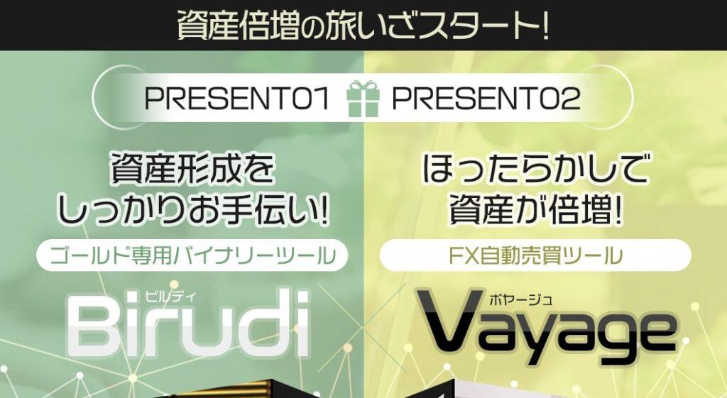 資産倍増の旅|ビルディ(Birudi)ボヤージュ(Vayage)の内容を徹底レビュー!